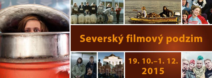 Severský filmový podzim (koláž)