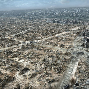 Ruiny Varšavského ghetta