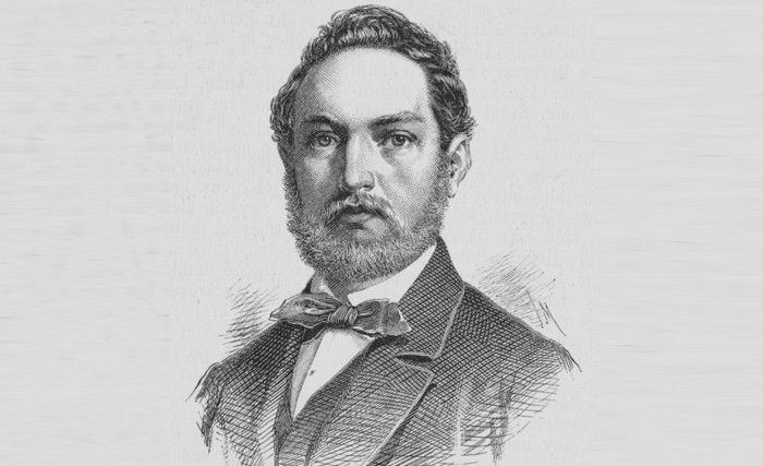 Josef Mukařovský - Rudolf Mayer kresba